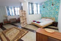Заранее сняты квартиру в Феодосии - Удобная двуспальная кровать