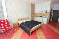 Доступная аренда жилья в Феодосии - Удобная двуспальная кровать