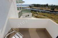Доступная аренда жилья в Феодосии - Балкон с видом на залив