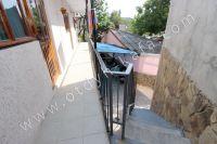 Провести отдых недорого: частный сектор, Феодосия ждет - Общий балкон второго этажа