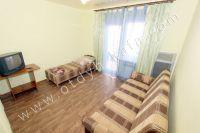 Феодосия: гостевые дома, цены 2017 на отдых в Крыму  - Телевизор в каждой комнате