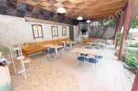 Крым, Феодосия гостевые дома у черного моря - Огромная беседка