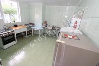 Крым, Феодосия гостевые дома у черного моря - Общая кухня