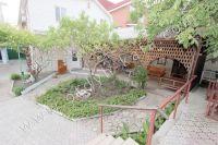 Крым, Феодосия гостевые дома у черного моря - Уютная беседка