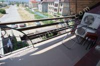 Мини отели Феодосии рядом с песчаным пляжем - Небольшой балкончик