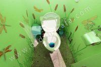 Снять жилье в Феодосии: частный сектор в центре у моря - Отдельный туалет