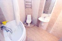 Снять частный дом в Крыму летом - Большая ванна