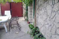 Снять частный дом в Крыму летом - Удобная уличная мебель