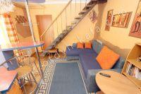Аренда дома в Феодосии посуточно - Угловой диван на двух человек