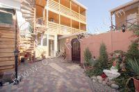 Снимайте жилье в Феодосии: частный сектор - Внутренний дворик