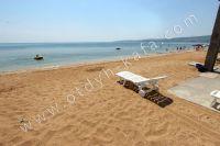 Эксклюзивные эллинги в Феодосии на берегу моря - Отдельный пляж с шезлонгами