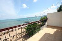 Феодосия, эллинг - жильё у моря - Балкон с видом на море