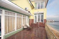 Элитный эллинг, Феодосия - Черноморская набережная, номер 303 - Современная мебель на балконе