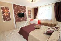 Удачная аренда квартир в Феодосии у моря - Светлая спальня