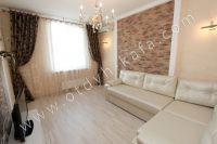 Удачная аренда квартир в Феодосии у моря - Просторный зал