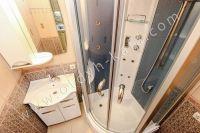 Недорогой отдых в Крыму 2017 - Современная душевая кабина