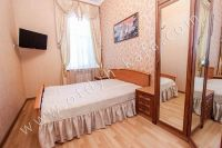 Недорогой отдых в Крыму 2017 - Светлая спальня