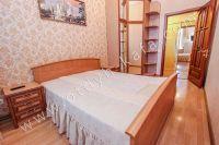 Недорогой отдых в Крыму 2017 - Мягкая двуспальная кровать