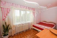 Аренда жилья Феодосия - Спальня в нежно-розовых тонах
