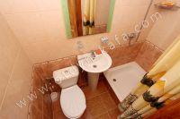 Аренда жилья в Феодосии у моря - Просторная ванная комната