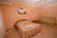 Люкс-квартира в Феодосии недорого - Нежный персиковый цвет