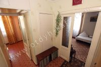 Недорогие квартиры в Крыму у моря - Просторный коридор