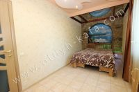 Люкс квартира в Феодосии - Двуспальная кровать