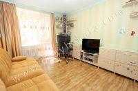 Люкс квартира в Феодосии - ЖК - телевизор и компьютер для удобства