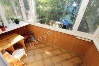Люкс квартира в Феодосии - Балкон с видом во двор