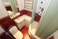 Люкс квартира в Феодосии - Удобная душевая кабина