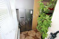 Жилье отдых Феодосия - Холодильник с двумя дверьми