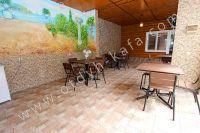 Отдых в Феодосии, пансионаты с бассейном - Удобные столы и стулья
