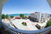 Гостиница на Черноморской набережной Феодосии  - Красивый вид из окна