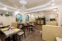 Гостиница на Черноморской набережной Феодосии  - Столовая на первом этаже
