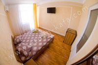 Гостиница на Черноморской набережной Феодосии  - В каждом номере холодильник