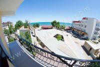 Гостиница на Черноморской набережной Феодосии  - Вид на моря с 3 этажа