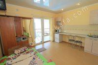 Мини-гостиницы в Феодосии.  Кухонная зона -