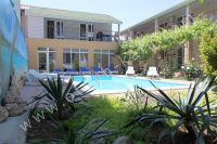 Мини-гостиницы в Феодосии. Гостиница с бассейном -