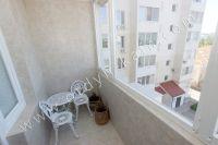Современные квартиры в Феодосии посуточно - Балкон с видом во двор