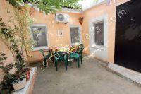 Уютное жилье снять посуточно! Феодосия предоставляет широкий выбор апартаментов - Небольшой зона для отдыха на свежем воздухе