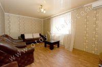 У нас есть недорогие квартиры в Крыму у моря - Большая и светлая спальня