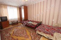 Экономный отдых на море в Феодосии - Большая и светлая спальня