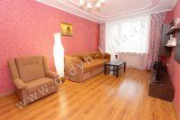 Посуточная аренда квартиры в Феодосии для отдыха летом - Просторный зал