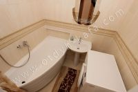 Недорого сдам квартиру в Феодосии у моря - Отдельная ванная комната