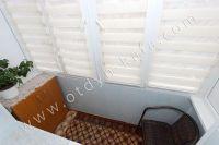 Недорого сдам квартиру в Феодосии у моря - Небольшой кухонный балкон