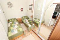 Проведите отдых у моря в Феодосии в отдельной квартире - Две раздельные кровати