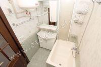 Проведите отдых у моря в Феодосии в отдельной квартире - Небольшая ванна