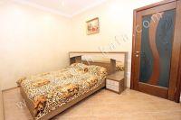 Снять квартиру в Крыму посуточно у моря - Мягкая двуспальная кровать