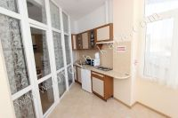 Снять квартиру в Крыму посуточно у моря - Своя мини-кухня