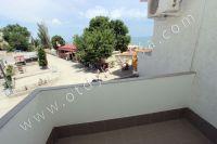 Недорогой отдых в Феодосии на берегу моря - Балкон с видом на набережную